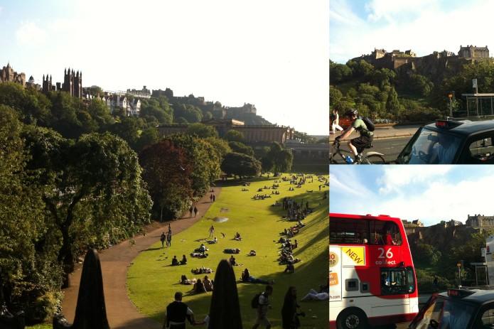 Edinburgh August 2011