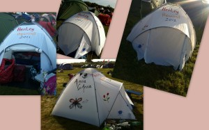 Rewind 2011 tent