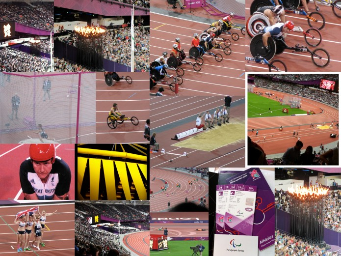 Paralympic Athletics