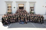The Wimbledon Rock Choirs descended upon the famous London Recording studios Abbey Road to record their own version of True Colours under the direction of their choirmaster Jim.