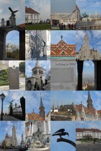Budapest Buda Castle Area