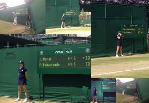 Wimbledon Day 91