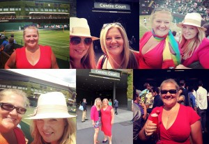Wimbledon Day 9 - US