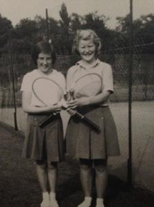 Mum Tennis
